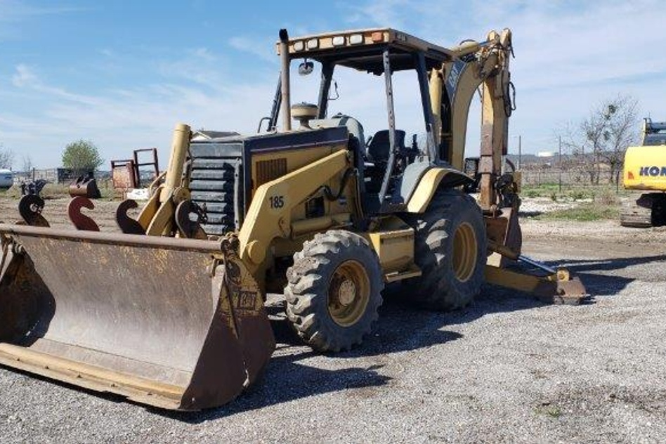 Caterpillar Backhoe Loader's For Sale - Heavy Equipment Co