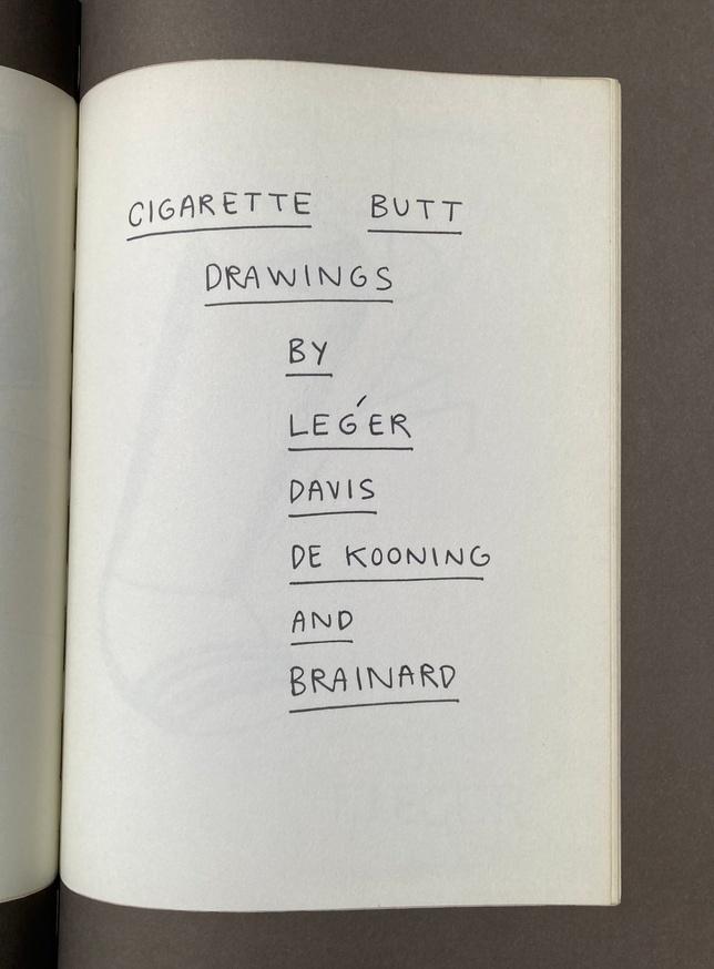 A Joe Brainard Show in a Book thumbnail 8