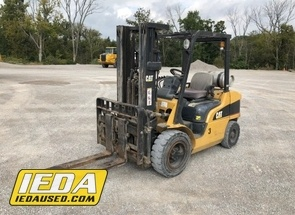 Used 2005 Caterpillar P6000 For Sale
