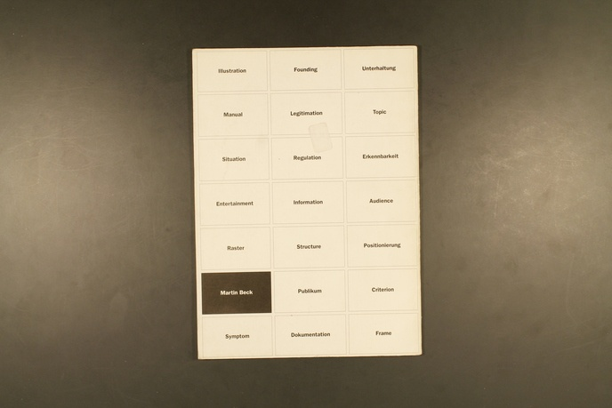 Hohenthal und Bergen Exhibition Catalogue