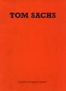 Tom Sachs [Signed]