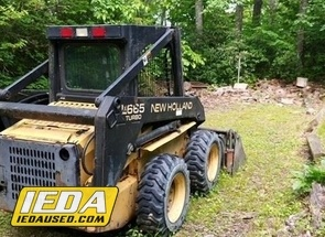 Used 1997 New Holland LX665 For Sale