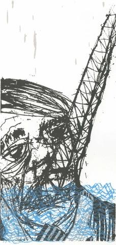 Oil Eater #1 Print