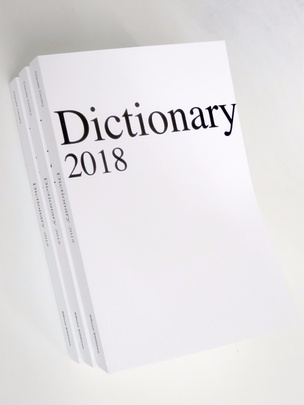 Dictionary 2018