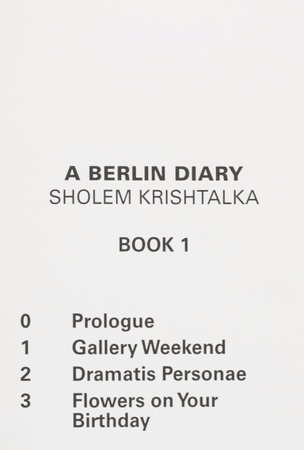 A Berlin Diary [6 Books]