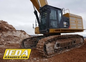 Used 2017 Caterpillar 374 F L For Sale
