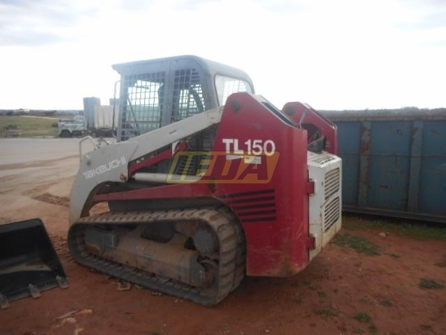 Used 2007 Takeuchi TL150 For Sale