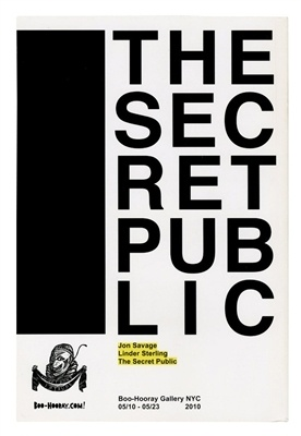 The Secret Public Exhibition Catalogue