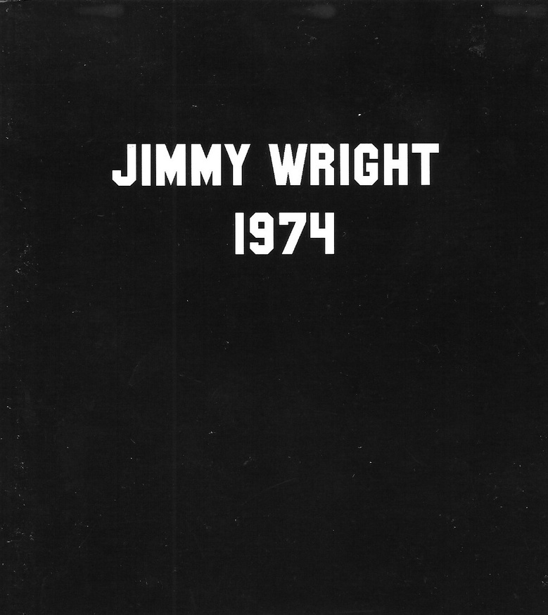 Jimmy Wright NYC Toilet Series 1974