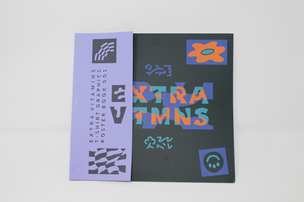 Extra Vitamins T-shirt Graphics Poster Book 001