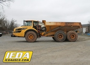 Used 2014 Volvo A40G For Sale