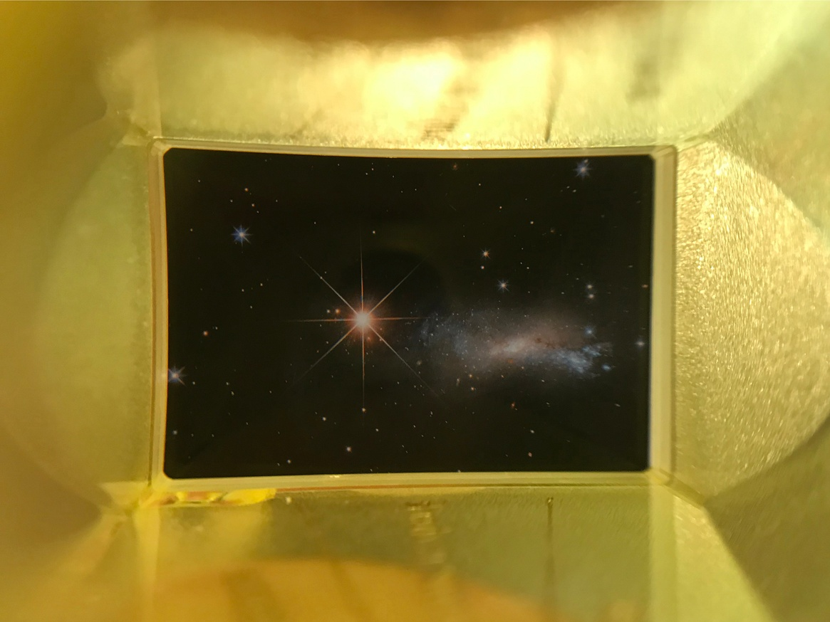 What in Me is Dark Illumine (Yellow Star Viewer)