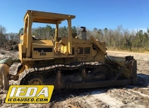 Used 1983 Caterpillar D6D For Sale