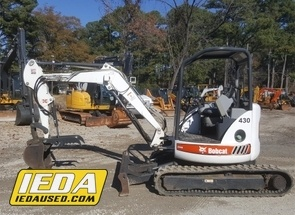 Used 2006 Bobcat 430 For Sale