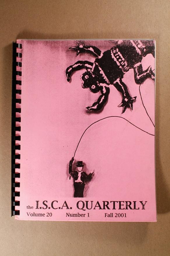 I.S.C.A. Quarterly thumbnail 2