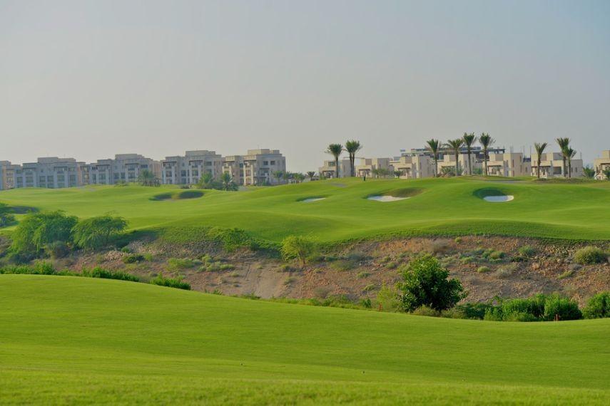 Muscat Hills GCC