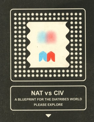 NAT vs CIV: A Blueprint for the Diatribes World Please Explore