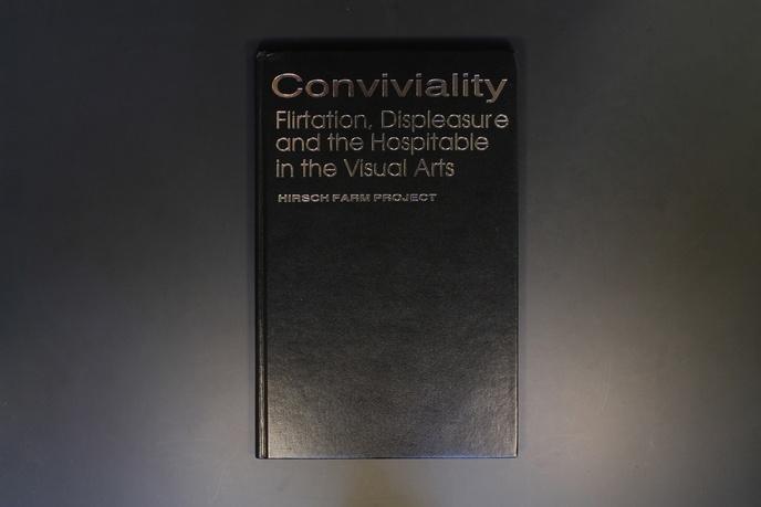 Conviviality: Flirtation, Displeasure and the Hospitable in the Vis.Arts thumbnail 3