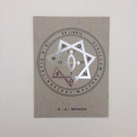 Ex Libris Bookplate thumbnail 2