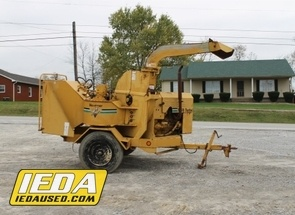 Used 1991 Vermeer BC1250 For Sale