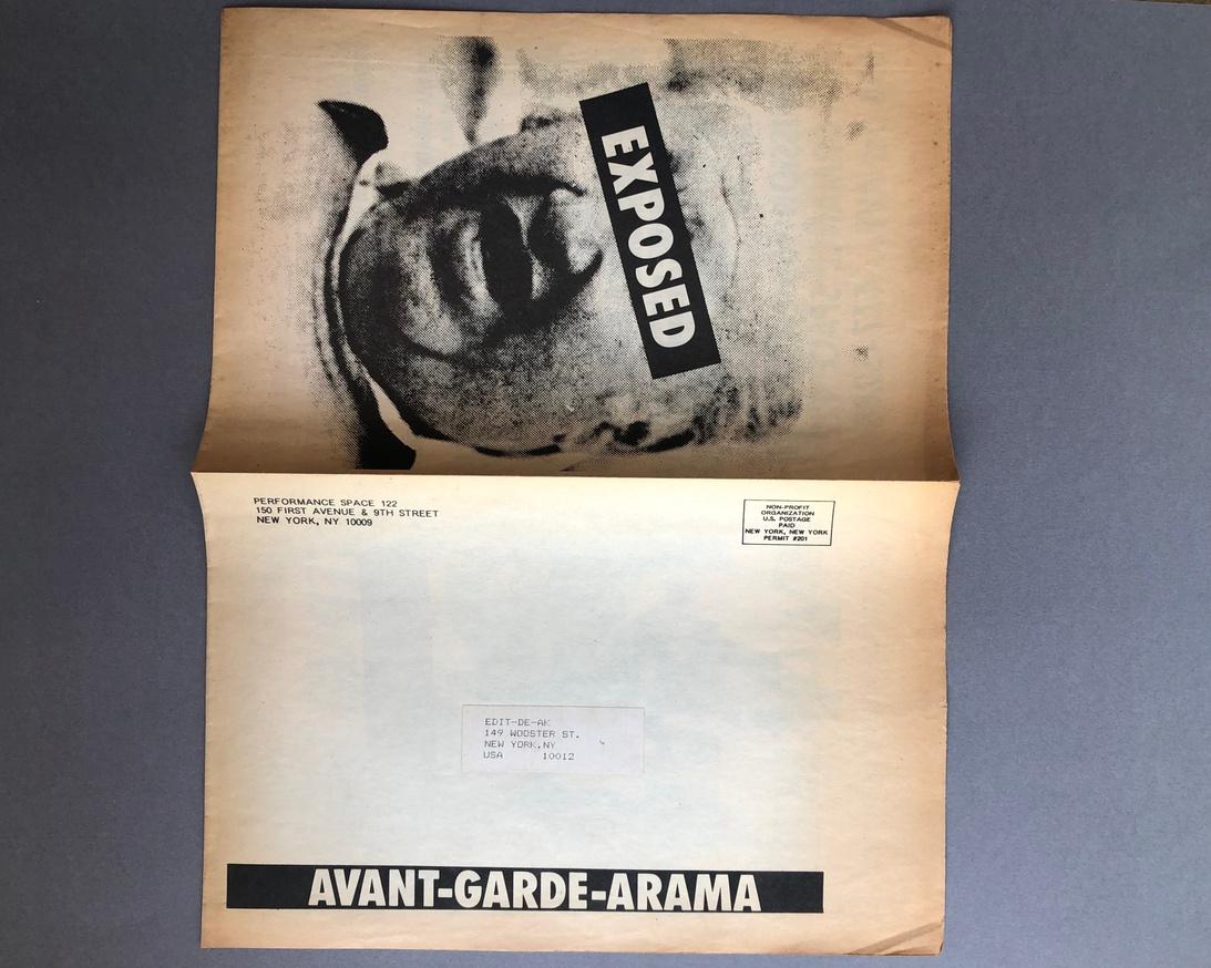 Avant-Garde-Arama: Avant-Garde-Arama Exposed thumbnail 4