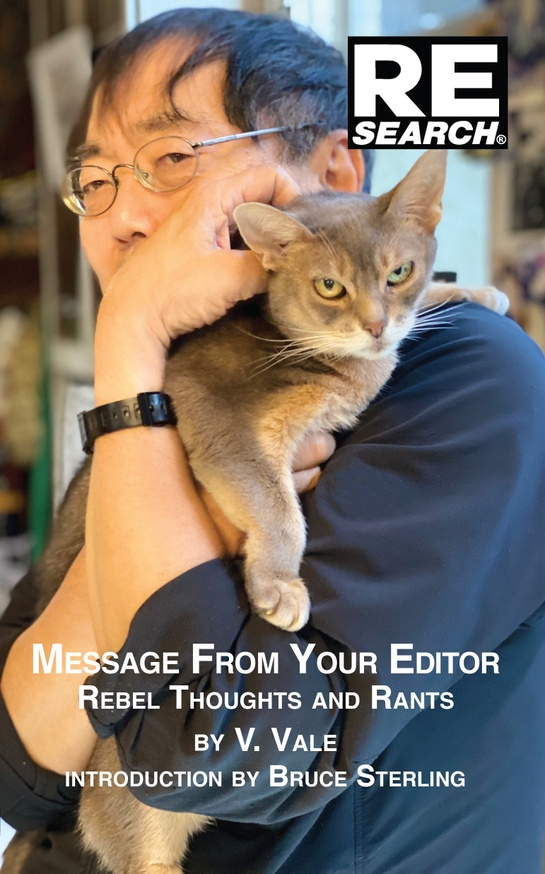 Message From Your Editor
