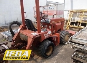 Used 2002 Ditch Witch 3700DD For Sale