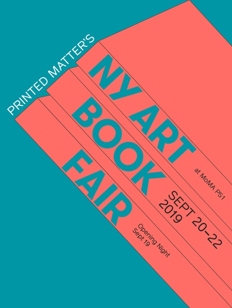 NY Art Book Fair 2019