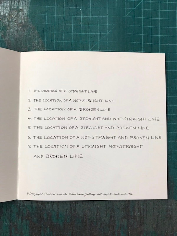 The Location of Straight, Non-Straight and Broken Lines and All Their Combinations thumbnail 3