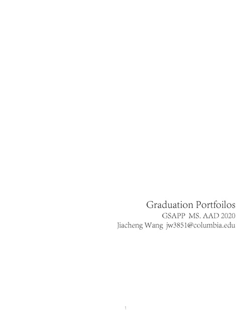AAD WangJiacheng SP20 Portfolio.pdf_P1_cover.jpg