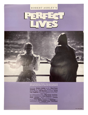 Perfect Lives,1983 [The Kitchen Posters]