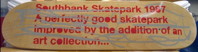 Southbank, 1987