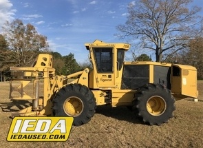 Used 2013 Tigercat 720E For Sale