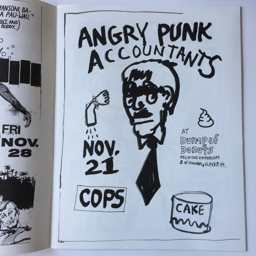 Black Flag Zine thumbnail 6