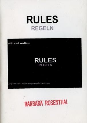 Rules (Regeln)