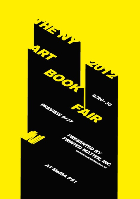 Printed Matter's 2012 NY Art Book Fair