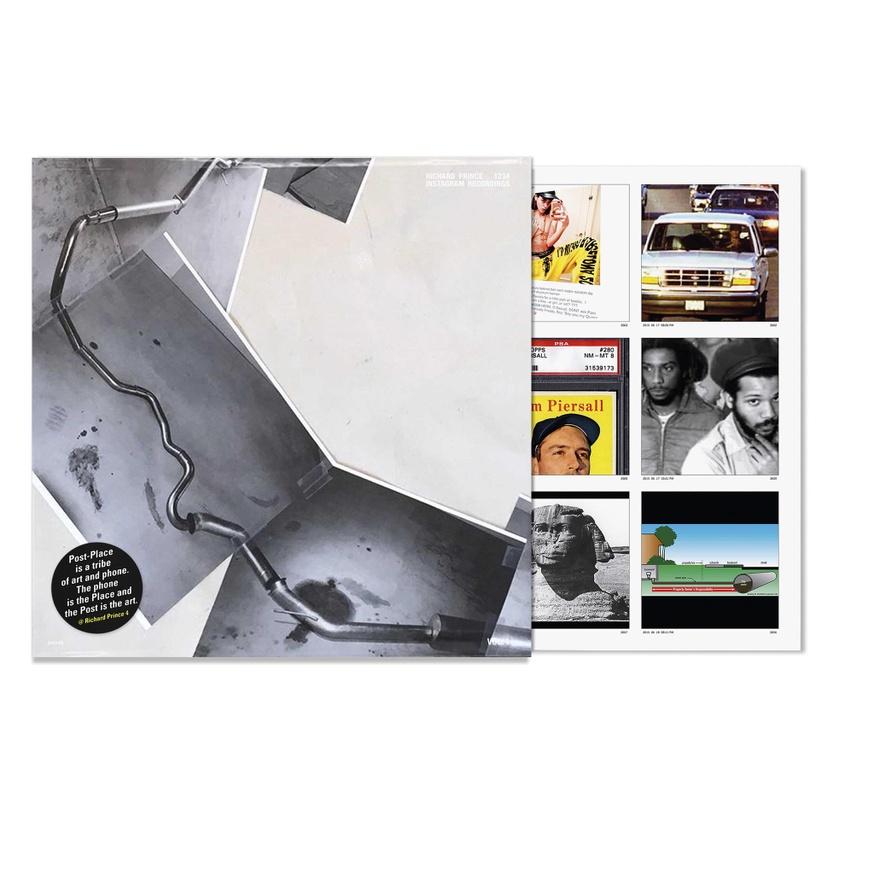 Richard Prince 1234: Instagram Recordings, Vol.1