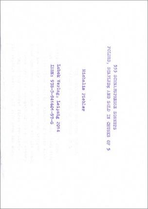 555 Schnapspresse Sonnets