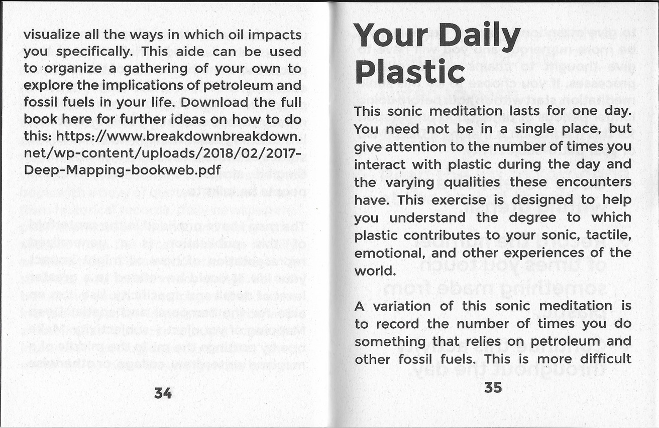 BREAK DOWN WORKBOOK #2: SONIC MEDITATIONS: INVESTIGATING PETRO-SUBJECTIVITY thumbnail 4