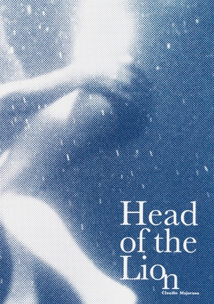 HEAD OF THE LION (BLUE COVER)