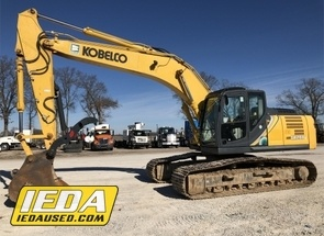 Used 2016 Kobelco SK260 LC-10 For Sale