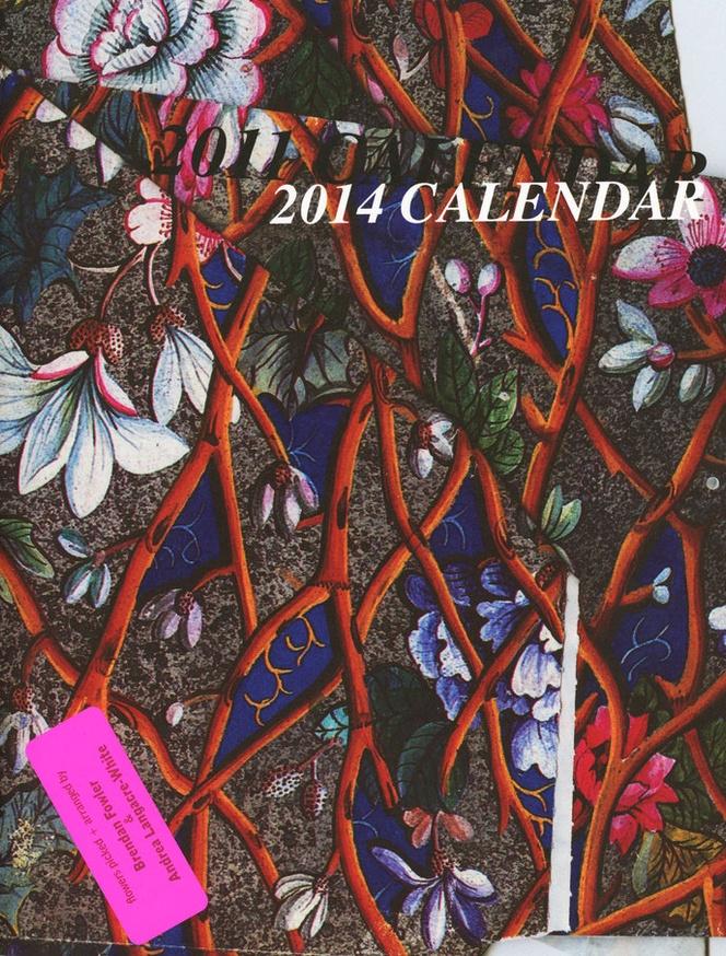 2014 Calendar Edition