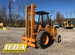 Used 1998 Case 585E For Sale