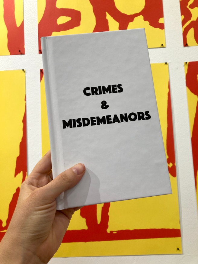 Crimes & Misdemeanors