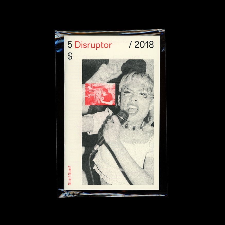 Disrupter Issue 5