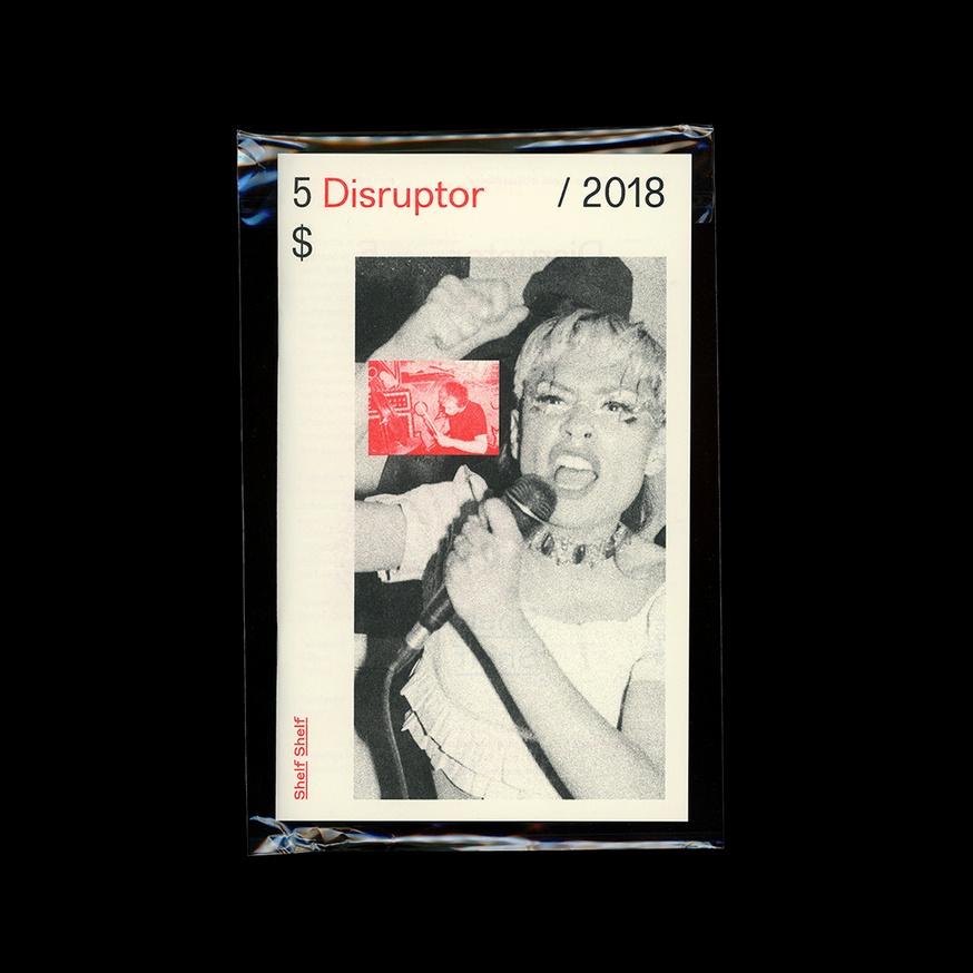 Disruptor Issue 5