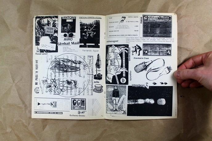Spanish Mail Art Association Bulletin thumbnail 2