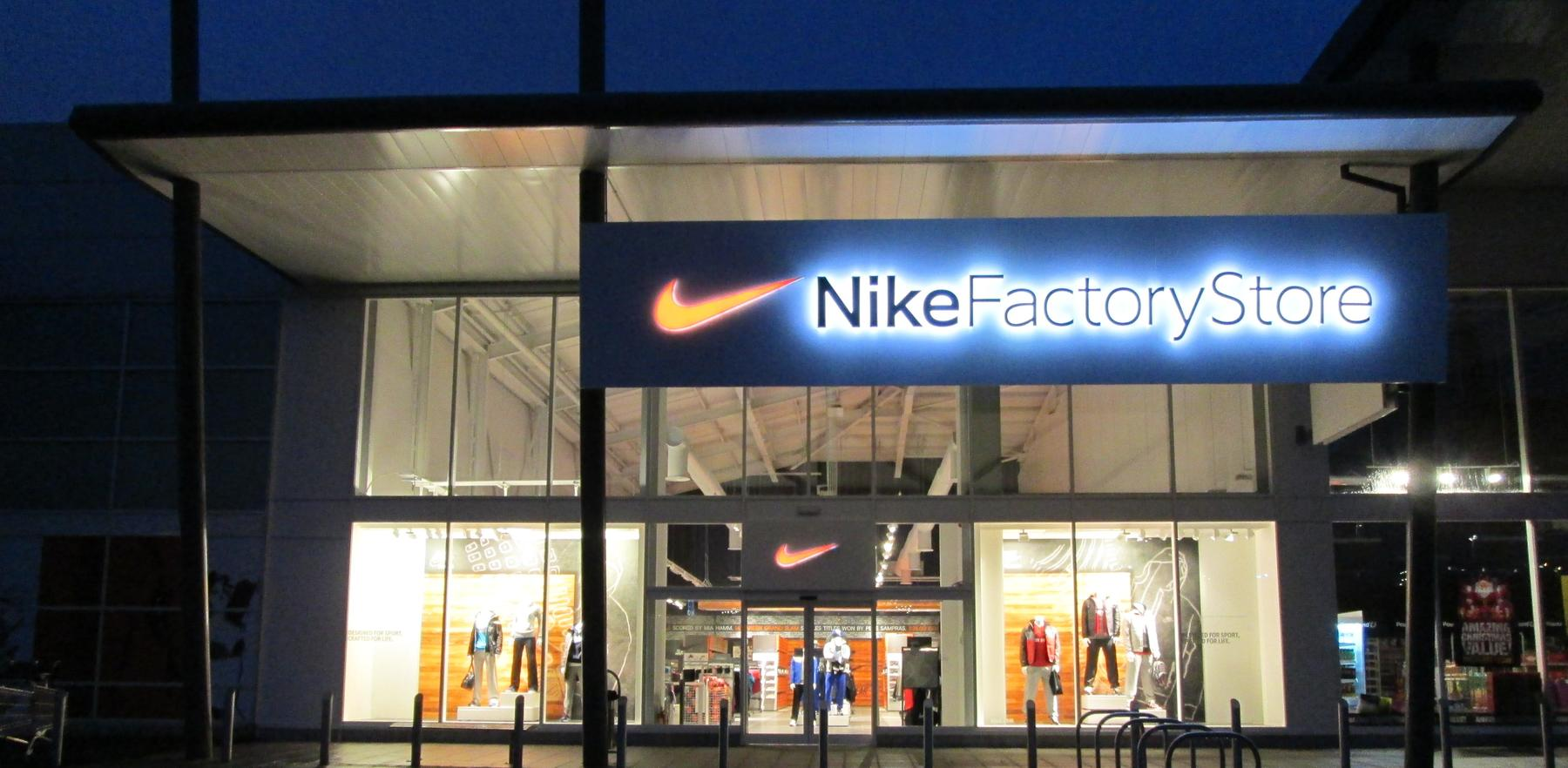 Nike Factory Store West Thurrock Thurrock Essex Nike Com