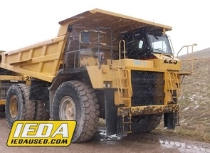 Used 1996 Caterpillar 773D For Sale