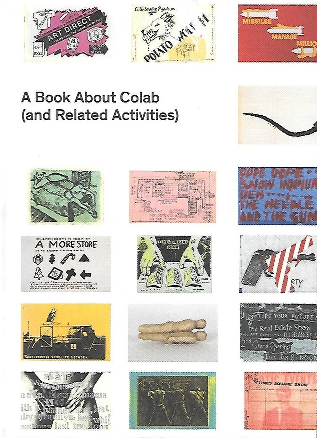 Max Schumann, editor - A Book About Colab (and Related Activities